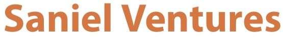 Saniel Ventures logo - Myriad Pro