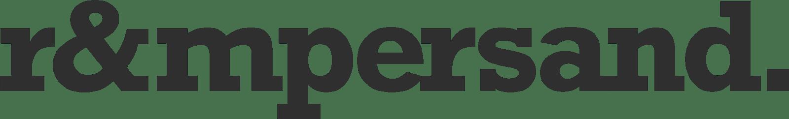 rampersand logo